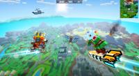 pixel 3D gun game